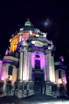 Dominican Church of Corpus Christi ~ Lviv, Ukraine
