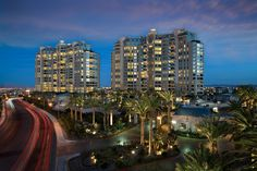 Two of the most prestige towers in the suburbs of Las Vegas |  One Queensridge Place