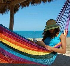 Caribbean Myan Hammock multicolor