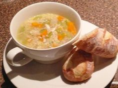 Chicken and Stars Soup recipe