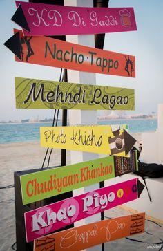 Abu Dhabi Punjabi /Sikh Destination Wedding - Khushdeep & S Indian Wedding Theme, Desi Wedding Decor, Wedding Mandap, Indian Wedding Decorations, Wedding Stage, Wedding Events, Stage Decorations, Wedding Ideas, Wedding Receptions