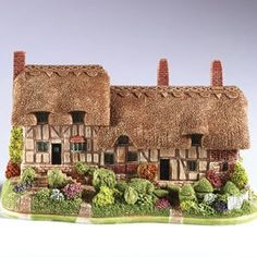 Lilliput Lane - Anne Hathaway's Cottage