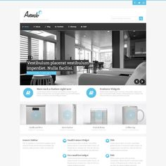 Avando is a clean and responsive corporate theme which is suitable for a wide range of businesses with just the right amount of options such as Staff and Portfolio post types but not bloated with millions of things you will never use. The homepage is highly configurable via the use of widgets and our theme options panel. You can use a slider, portfolio section, 2 features areas with custom icon widgets, blog area, space for displaying graphics like client logos and affiliations.