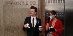 Ah, the age-old dilemma: love or career?  <3 Glee