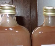 Rezept Lebkuchenlikör von 4128christina - Rezept der Kategorie Getränke