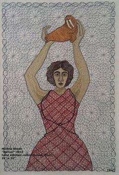 Martha Shade Artwork: Dancer