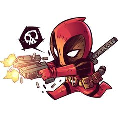 – Geek Humour everything about geek – wallpaper iphone Cute Deadpool, Deadpool Pikachu, Deadpool Art, Deadpool Tattoo, Deadpool Kawaii, Chibi Marvel, Marvel Art, Marvel Avengers, Deadpool Wallpaper