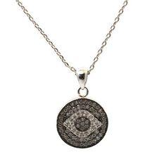 Third Eye - Crystal Necklace $75.00  The Third Eye - perception & enlightenment.  www.jewelrybyandrea.com link in bio