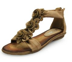 Leather+Sandals+for+Women | ... Sandals-Shoes-for-women-sandals-with-Big-Flower-Leather-Shoes-Rubber