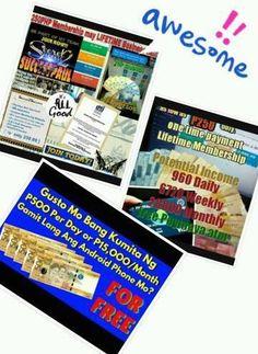 Gusto mo bang xtra income!! Sa250 online business ay sure na unlimited na may free ATM kapa !may30k,company insurance help,pa.     Join na!!! Para tayong lahat umangat! Pm me #bigsale #discount #deals #saledepot