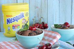 Σοκολατένιο <br>παγωτό παρφέ — Paxxi Chocolate Frozen Yogurt, Pina Colada, Pudding, Desserts, Food, Tailgate Desserts, Deserts, Custard Pudding, Essen