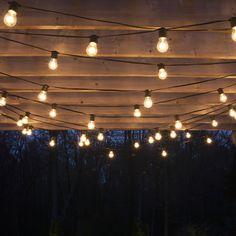 Marvelous Drape Patio Lights From Pergolas