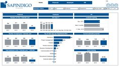 Business Dashboard Examples | Product Features | InetSoft