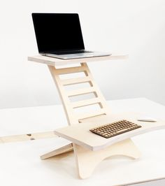 standingdesk at work. #humbleworks #standingdesk #interiors #design #minimalist #wood #ecofriendly #organic #healthy #lifestyle #laptop #desktop #pinterest #workingspace #furniture #workstation