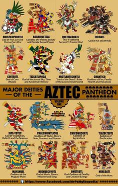 Deities of the Aztec pantheon! Deities of the Aztec pantheon! Deities of the Aztec pantheon! Mythological Creatures, Fantasy Creatures, Mythical Creatures, British Museum, Beltaine, Aztec Symbols, Mayan Symbols, Viking Symbols, Egyptian Symbols