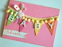 Baby card. So cute ♥