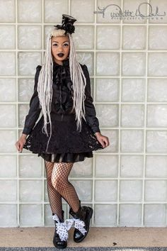 African Goth/Afro Goth - Gothic Life