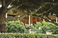 Manicured gardens of our Lowveld Hotel Accommodation in Nelspruit