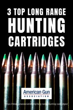 Are you excited to go on your next hunting spree but still unsure of which long range hunting cartridge to bring with you? We have the best in the game here for you to check out! #longrangecartridge #huntingrifle #hunting #guns #gunassociation Long Range Hunting, Hunting Tips, Hunting Rifles, Archery Hunting, Shooting Guns, Shooting Range, Saltwater Fishing, Kayak Fishing, High Performance Boat