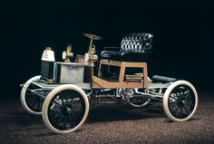 The first production Buick was also the shortest. The 1904 Model B rode on a wheelbase of 83 inches, more than 17 inches less than a 2013 #Buick Encore