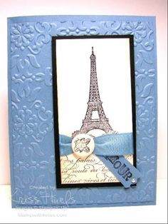 SUO, C'est magnifique! by krissiestamps - Cards and Paper Crafts at Splitcoaststampers