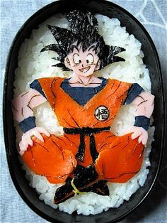 Dragon Ball Z teen boys o-bento box