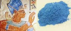 Egyptian Blue – The Oldest Artificial Pigment Ever Produced