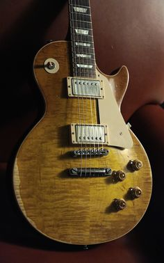 "My Gibson Collector's Choice #8 ""The Beast"" '59 Les Paul Reissue"