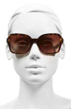 b2712d3856510 Tory Burch 55mm Retro Sunglasses