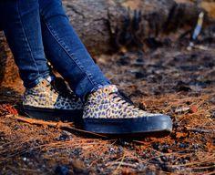 Shoes Never Hurt You -Inframe : Vans Sk8hi Platform Leopard.  #Vans #Vansaddict  #Vanshead #Shoes  #FashionShoes