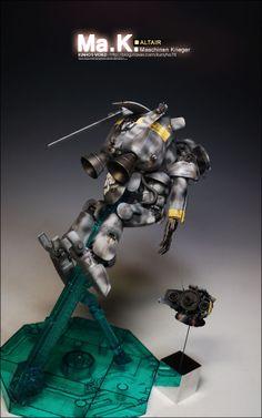 Hasegawa - ALTAIR Maschinen Krieger (Ma.K)