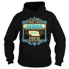 Awesome Tee Gering in Nebraska T-Shirts