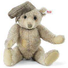 Steiff 034039 Rascal Teddy bear with squeaker