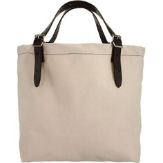Looking for a Canvas Tote thats casual but sturdy - stronger bottom or handles, maybe a little pocket inside. Duluth Pack Canvas Tote