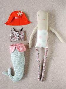 DIY Milly the Mermaid Doll