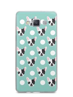 Capa Samsung A5 Cachorros Bulldog Francês - SmartCases - Acessórios para celulares e tablets :)