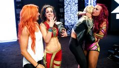 WWE News: WWE Planning Sasha Banks Face Turn, NXT Four Horsewomen To Unite On WWE's Main Roster?
