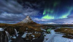 500px 上の Nicholas Roemmelt の写真 Kirkjufell Nights