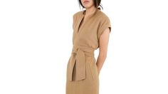 Dhani's Chic Camel Dress From the Low-Key Line You've Been Sleeping On. Are you a fan of A.P.C., Steven Alan and old-school J.Crew? Meet Ann Mashburn.