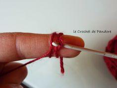 le Crochet de Pandore: Tuto Cercle Magique Crochet Patterns, Diy, Mars 2017, Cactus, Photos, Scrappy Quilts, Easy Crochet, Amigurumi Patterns, Tutorial Crochet