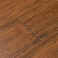 Cali Bamboo Fossilized 5.37-in Antique Java Bamboo Hardwood Flooring (21.5-sq ft)
