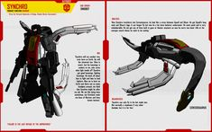 DINOBOT SYNCHRO by F-for-feasant-design on DeviantArt