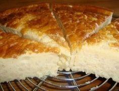 Rice cake ready quickly Dutch Recipes, Sweet Recipes, Baking Recipes, Cake Recipes, Dessert Recipes, Pie Dessert, Cookie Desserts, Tapas, Delicious Desserts