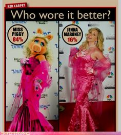 If Style Could Kill: Work it, Pig!