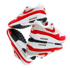 "uk availability 5f839 471d8 Nike Air Max 1 OG ""Anniversary Red"""