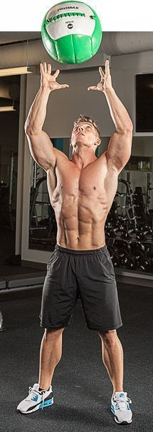 By the time he hit the stage to win the BodySpace Spokesmodel Search, Steve Cook was in the best shape of his life. Score his complete program here! Fitness Goals, Fitness Tips, Fitness Motivation, Health Fitness, Steve Cook, Bodyweight Workout Routine, Gym Workouts, Tabata, Mens Fitness