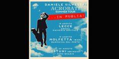 Daniele Silvestri arriva in Puglia dal 18 al 20 agosto per Acrobati Summer Tour
