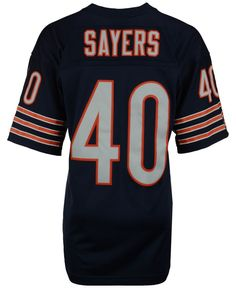c581f9c3 ... Mitchell Ness Mens Gale Sayers Chicago Bears Replica Throwback Jersey  Nike Chicago Bears Walter Payton Limited ...