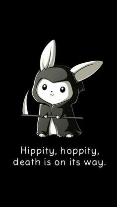 teeturtle com teeturtle com Cute Cartoon Drawings, Cute Kawaii Drawings, Cute Animal Drawings, Anime Animals, Cute Animals, Cartoon Mignon, Evil Bunny, Art Mignon, Dibujos Cute