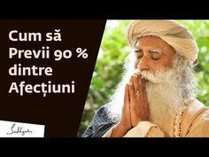 Cum să Previi 90 % dintre Afecțiuni Făcând aceste Două Lucruri   Sadhguru - YouTube Runes, Einstein, Medicine, Yoga, Health, Youtube, Hara Hara, Teachers, Spirituality